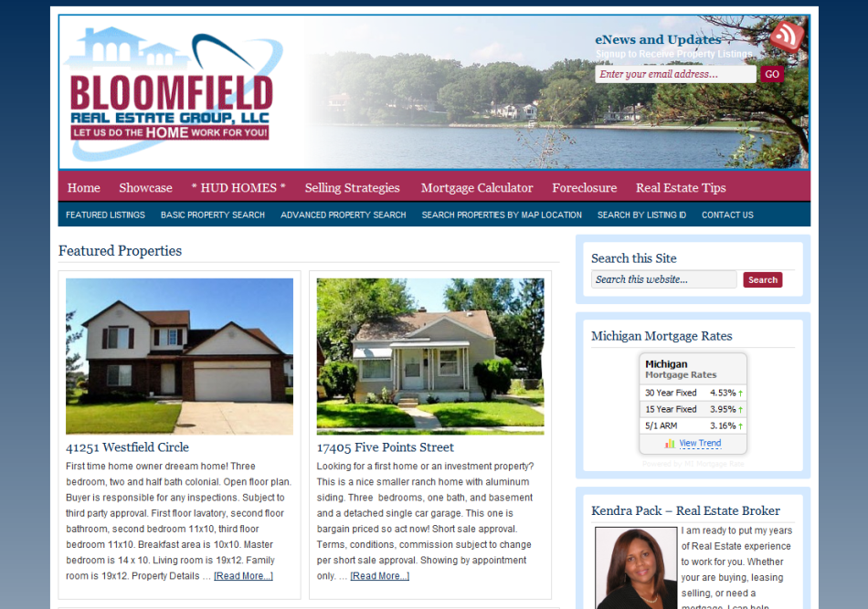 Bloomfield Real Estate Group, LLC
